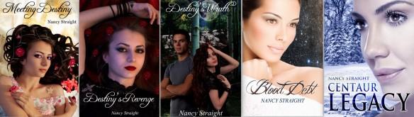 Nancy Straight books